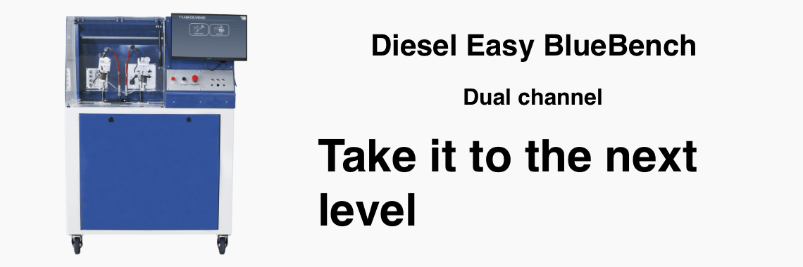 Diesel Easy BlueBench (Dual channel)