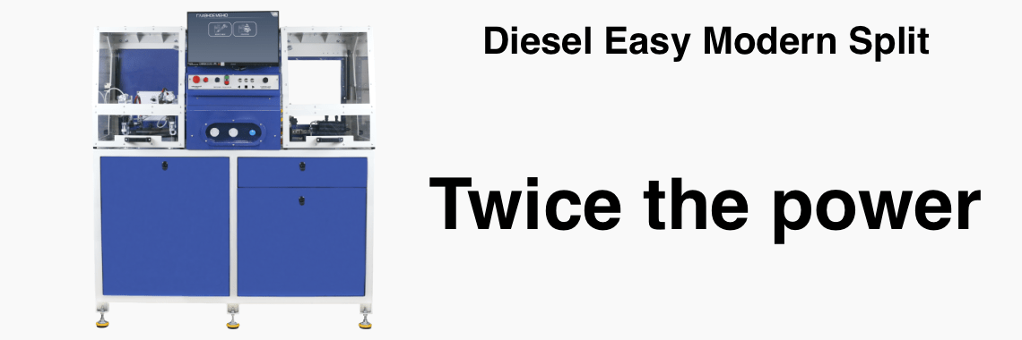 Diesel Easy Modern Split