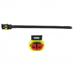 Calibration cap for RLC meter