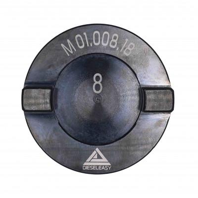 Муфта 8 мм