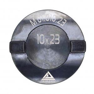 Муфта 10x23 мм