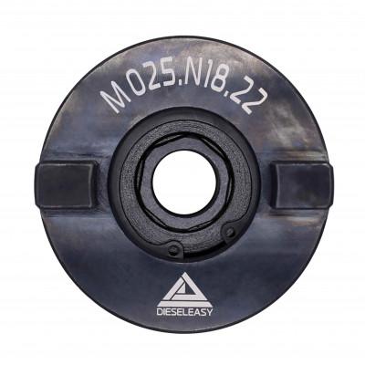 Муфта 25 мм (гайка)