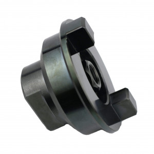 Coupling for testing of CR pumps with tapered shaft fit 2