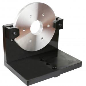 High pressure pump stand holder
